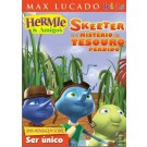 DVD Hermie & Amigos - Skeeter e o Mistério do Tesouro