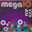 CD  Mega 10 - Pop Rock
