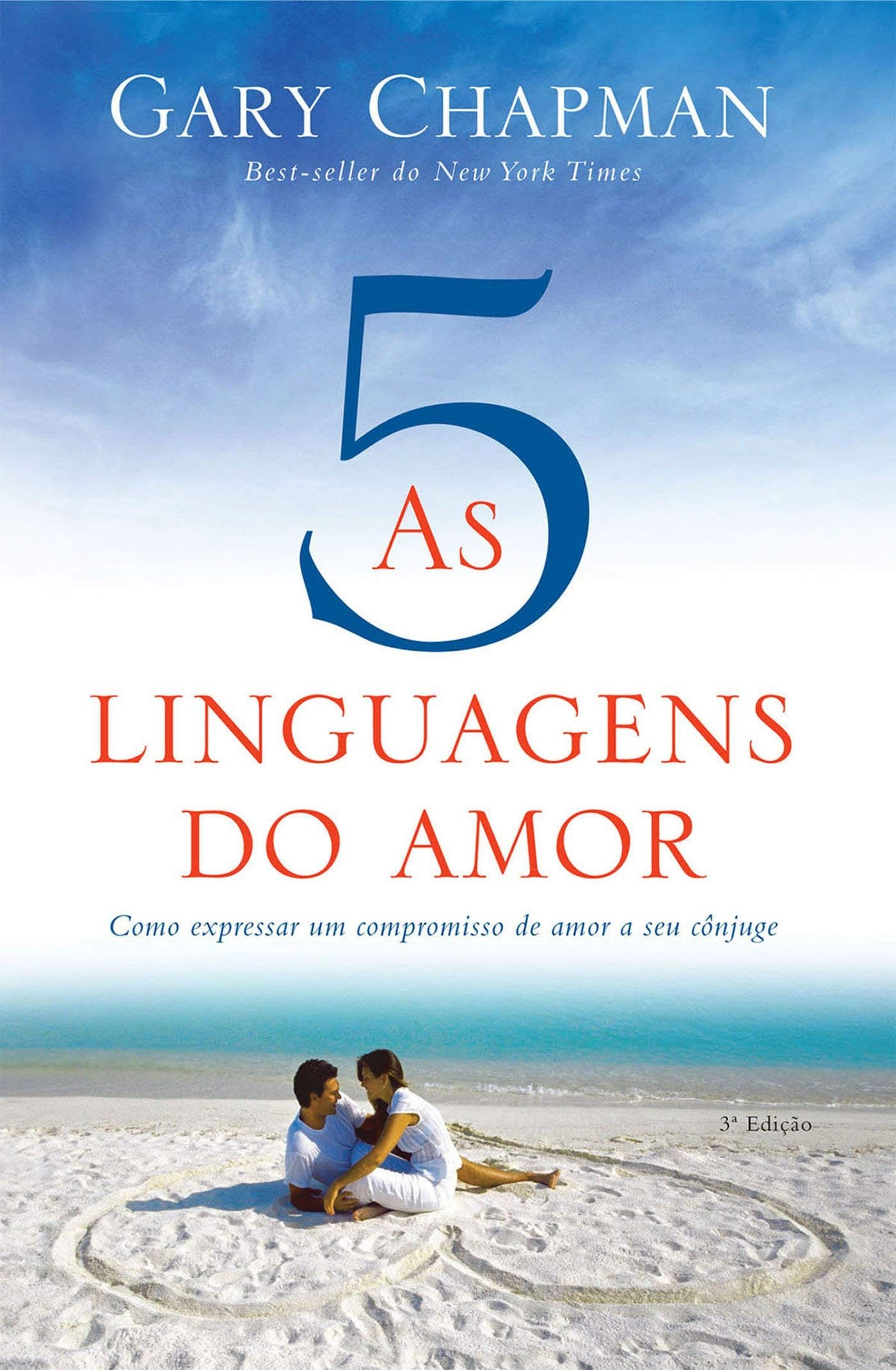 Livro As Cinco Linguagens do Amor