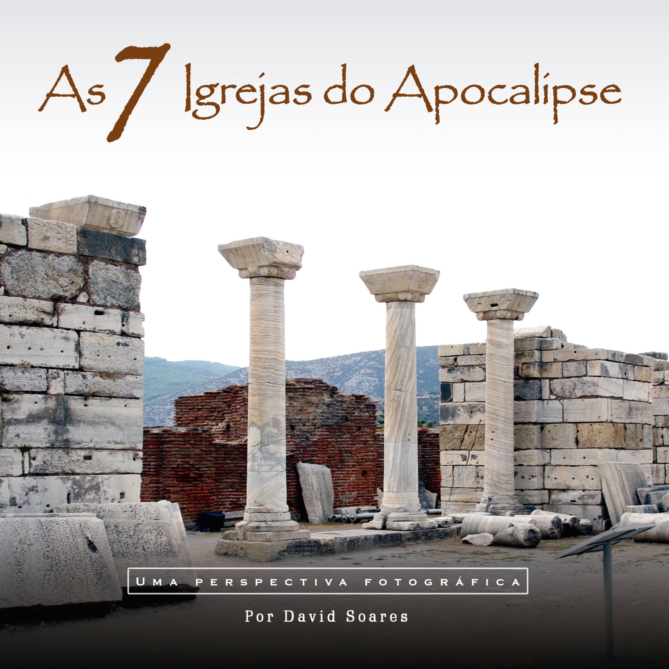 Livro As 7 igrejas do Apocalipse