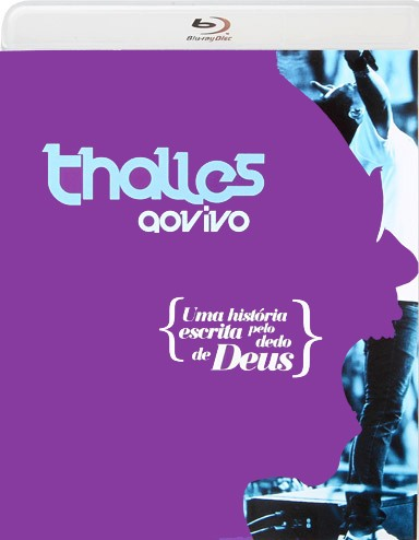 dvd do thalles roberto