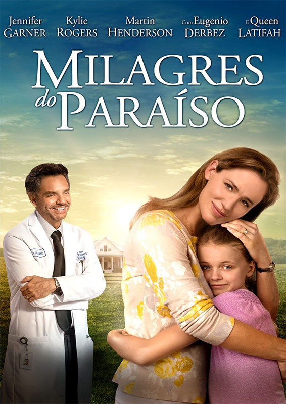 DVD Milagres do Paraíso