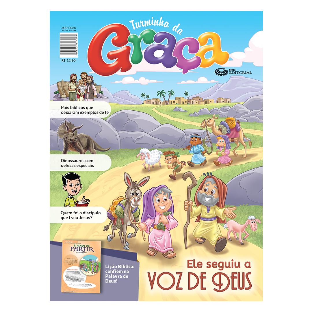 REVISTA TURMINHA DA GRACA 195