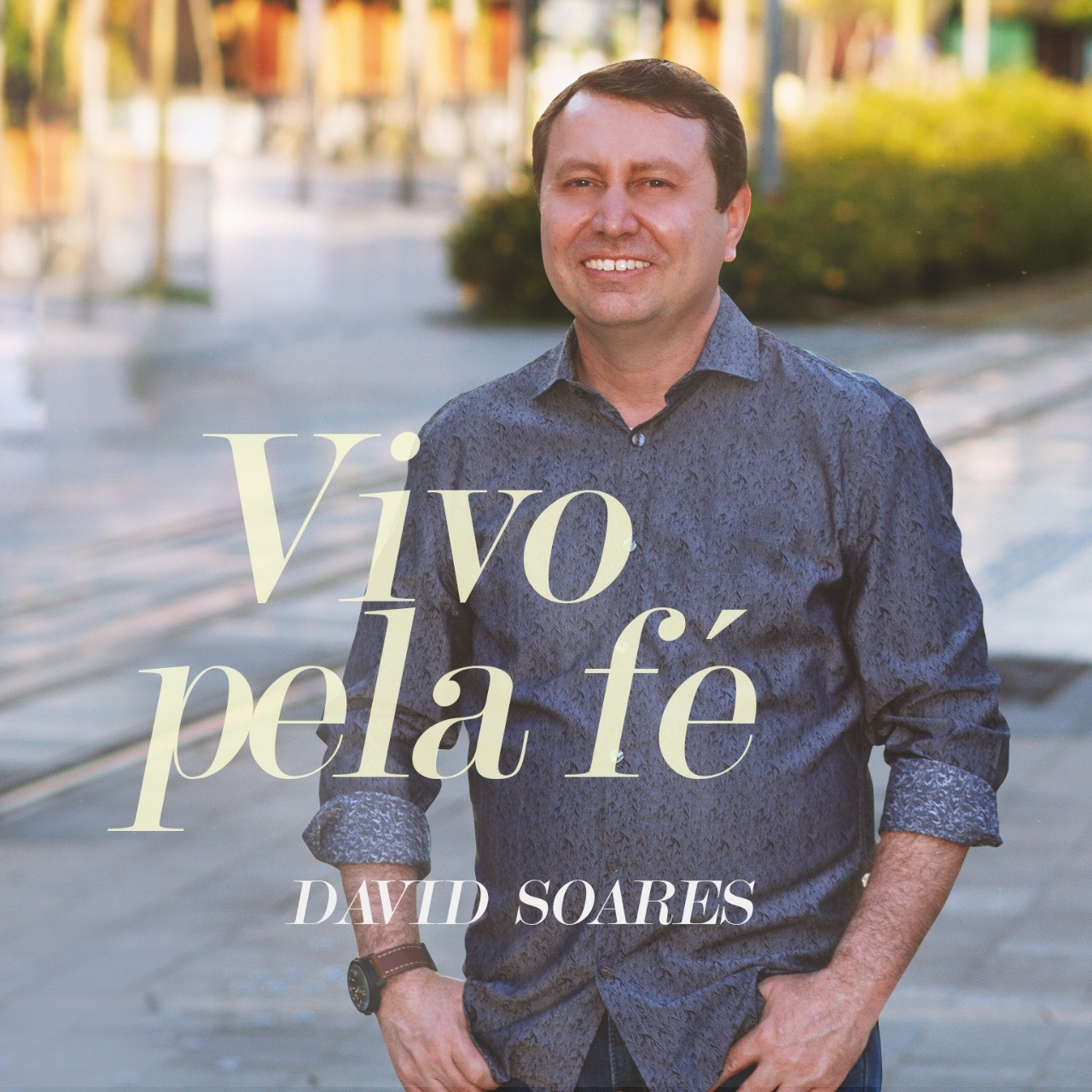 CD DAVID SOARES VIVO PELA Fé