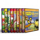 Kit Hermie e Amigos 14 DVDs