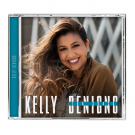 Cd Kelly Benigno - Tua Graça